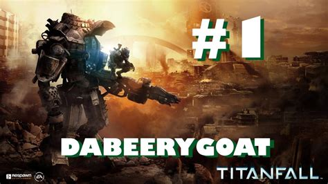 titanfall couch co op titanfall beta co op gameplay 1 youtube