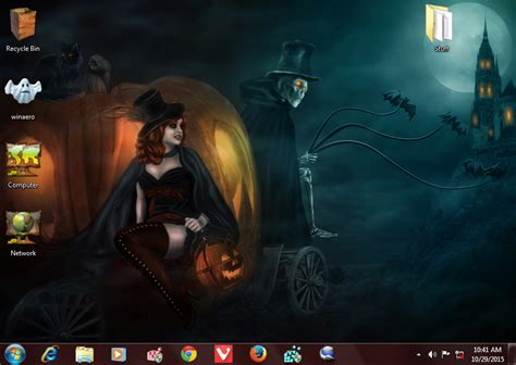 win 7 halloween themes download halloween 2015 theme for windows 10 windows 8