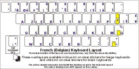 keyboard layout belgian french belgium french keyboard labels dsi computer keyboards