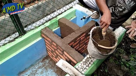 cara membuat filter aquarium tanpa listrik cara membuat saluran sirkulasi filter kolam ikan youtube