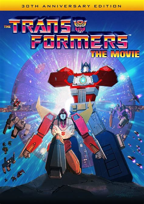 Transformers Movie 1986 Film Transformers The Movie 1986 Remastered Release Coming In September Transformers News Tfw2005