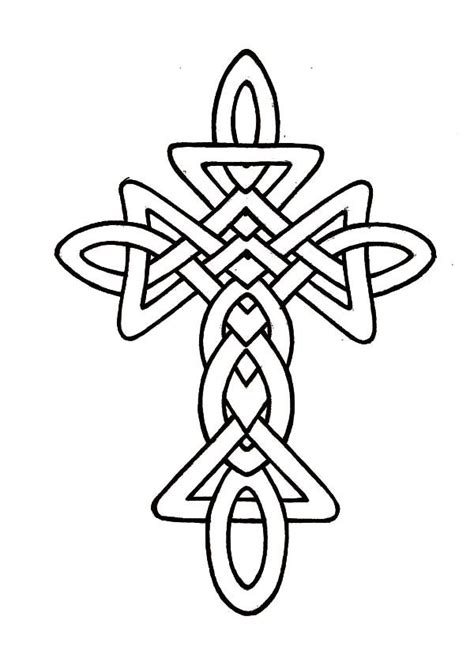 collection of 25 celtic cross