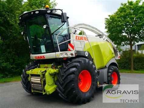 atc trader second machine claas jaguar 980