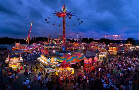 Garden State Plaza Carnival Festivals And Family Events In West Virginia