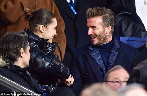 by frances kindon for mailonline david beckham flower bella hadid proves herself to be queen of the jetset