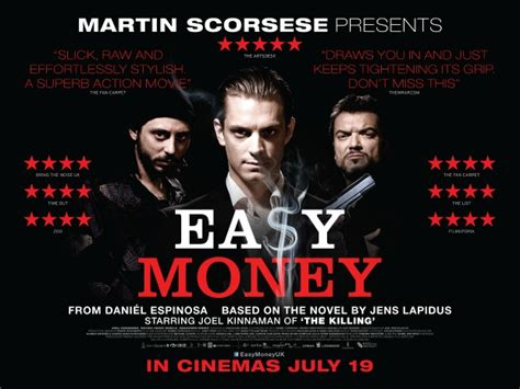 Win Easy Money - watch the intense trailer for easy money win novels too