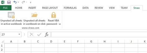 reset vba password proxoft vba password excel password remover