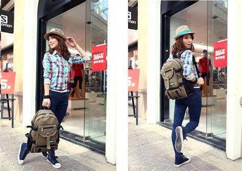 Tas Ransel Selempang Cross Bag Kulit Murah Pulcher Zayn Black tas ransel backpack multi slot khaki jakartanotebook