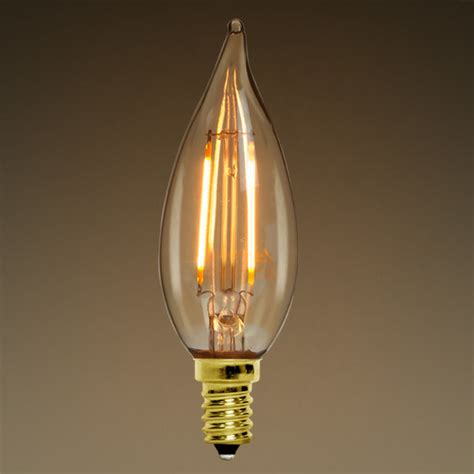 3 5w led chandelier bulb 2400k lifebulb 10108