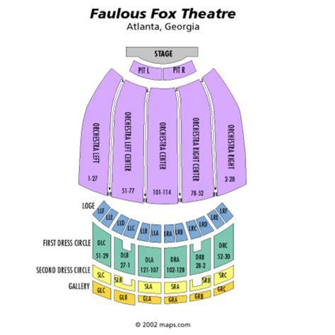 fox st louis seating chart fabulous fox seating chart fabulous fox theatre