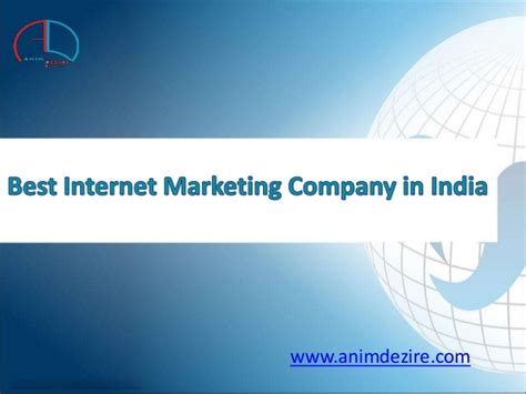 Seo Marketing Company 1 by Best Marketing Company In India