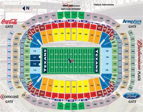 houston texans seating rows houston texans vs oakland raiders tickets nfl playoffs