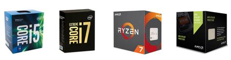 best cpu best gaming cpus september 2017 the 23 best cpus reviewed