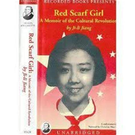 scarf a memoir of the cultural revolution books ji li jiang quotes
