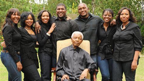 nelson mandela family biography mandela patriarch legend family man cnn com