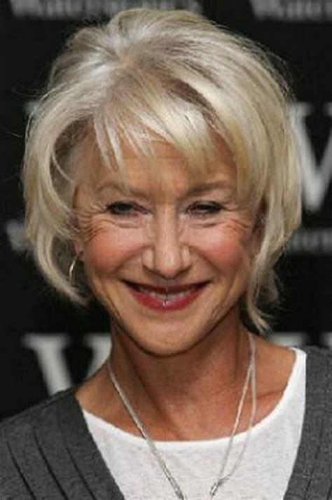 over sixty hair style photos short hair styles women over 60