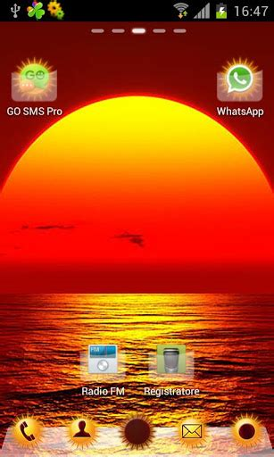 themes in the story when the sun goes down theme golauncher ex sun hd android forums at
