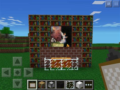 How To Make A Fireplace In Minecraft Pe by Guidecraft 187 Fireplace Tv Library Pe Furniture