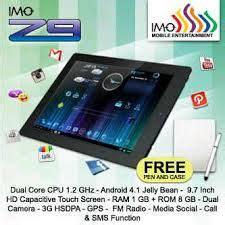 Tablet Imo Dibawah 1 Juta imo z9 tablet android jelly bean harga dibawah 2 juta