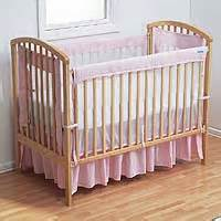 Breathable Baby Crib Shield Sleep Better Knowing Your Baby Is Safe Breathable Baby
