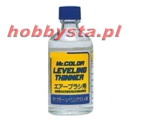 Pincet Mata mr color leveling thinner 110 rozcieńczalnik gunze sangyo t106 rozcieńczalniki