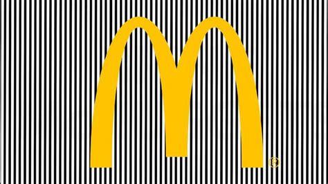 ilusiones opticas uno para todo esta ilusi 243 n 243 ptica de mcdonald s te dar 225 mucha hambre