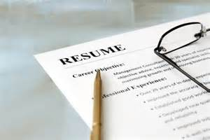 traditional resume versus nontraditional