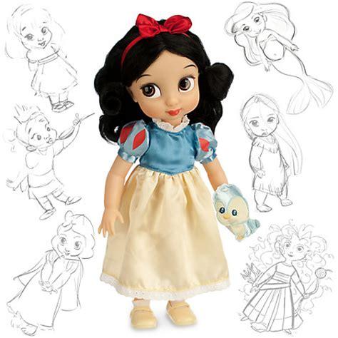 Animators Doll Original Disney Store disney animators collection snow white doll 16 disney store