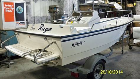 whaler jet boat sale boston whaler rage 1993 for sale for 4 495 boats from