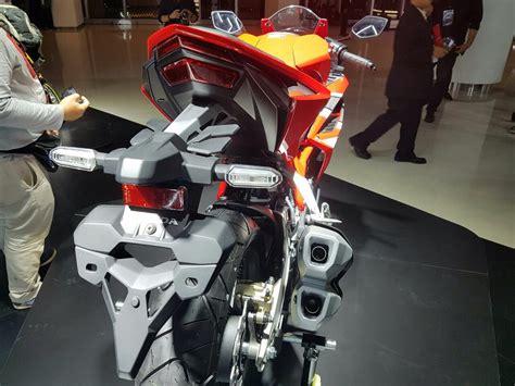 Spakbor Belakang Led Sein spakbor belakang dan led sein all new honda cbr250rr merah pertamax7 pertamax7