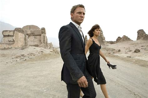 quantum of solace film script marc forster gets candid on making quantum of solace with