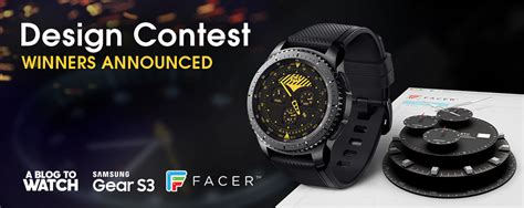 design competition watch samsung gear s3 watch dial design competition winners