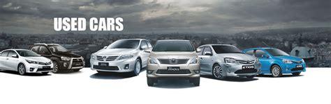 Toyota Dealers Used Cars Uttam Toyota Used Cars