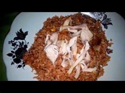 cara membuat nasi goreng ala kaki lima resep membuat nasi goreng praktis ala kaki lima tasty