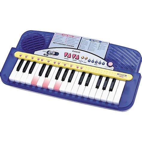 Keyboard Casio Mini casio lk 6 32 key lighted key system mini keyboard music123