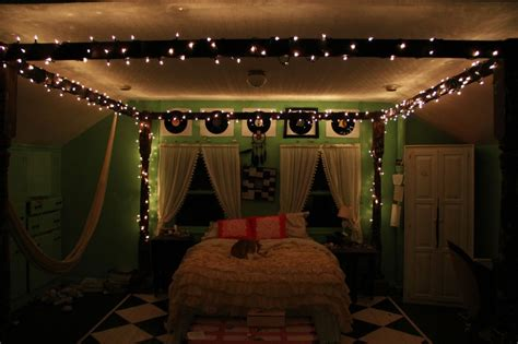 Tumblr Bedrooms Rooms With Lights