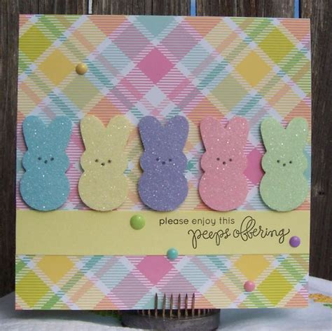 doodlebug and peep 17 best images about card ideas easter on