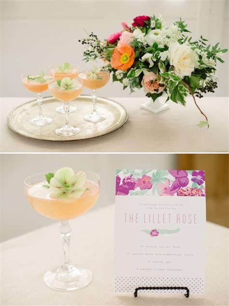 bridal shower themes for summer 2016 bridal cocktail bridal shower ideas