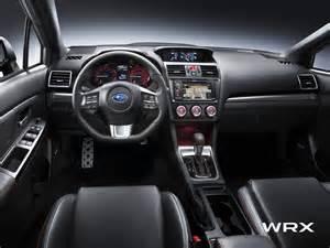 Subaru Wrx Interior When Is The Subaru Wrx 2015 Release Date Page 2 Release