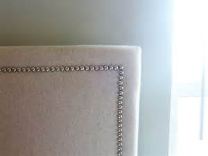diy tufted headboard with nailhead trim gorgeous diy upholstered headboard nailhead amusing fabric