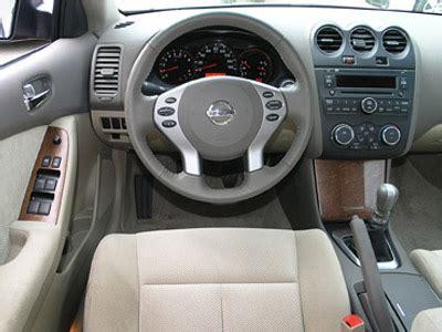 how it works cars 2003 nissan altima instrument cluster 2007 nissan altima road test carparts com