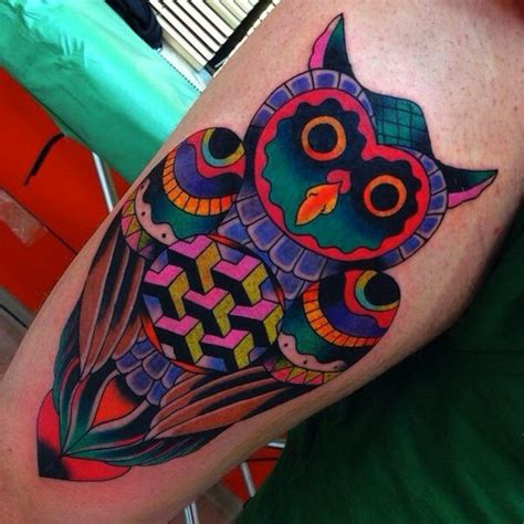 tattoo meaning pure 25 best ideas about colorful owl tattoo on pinterest