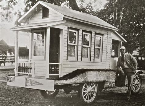 small houses on wheels 1929 antique tiny house on wheels built on a model t ford tiny house pins