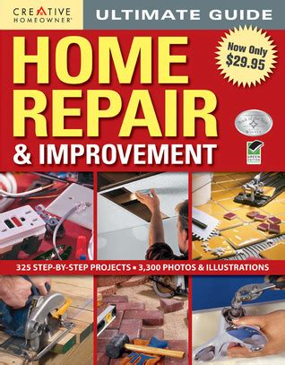 ultimate guide home repair improvement by creative