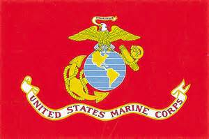 marine corps colors marine corps 4ftx6ft flag