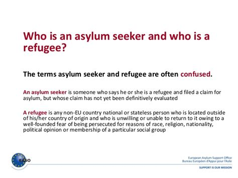 section 95 asylum support why europe should accept asylum seekers and refugees is