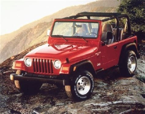 1997 Jeep Manual Jeep Wrangler 1997 Workshop Service Manual