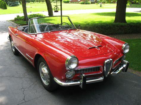 Alfa Romeo 1960 by 1960 Alfa Romeo 2000 Spider Bring A Trailer