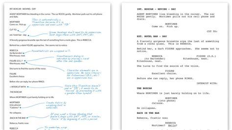 Drehbuch Schreiben Muster Top 3 Kostenlose Drehbuch Software Autor Werden