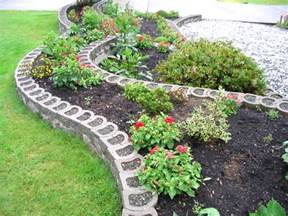 Landscape Edging Blocks Systems And Methods Terralite Landscaping Block The Blockmakers